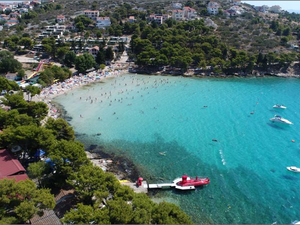 Slanica Beach among the 8 most romantic beaches on the Croatian coast according to Zadovoljna.hr portal