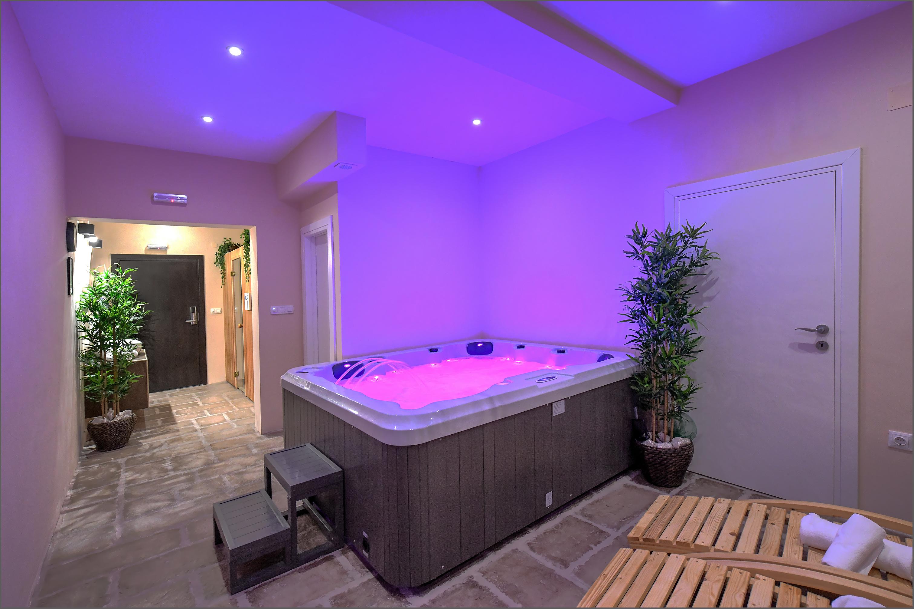 Opustite se i uživajte u našoj Wellness & Spa oazi i grijanom vanjskom bazenu